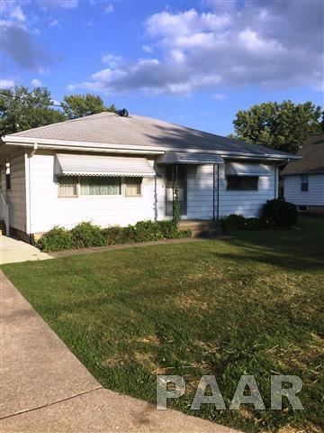 206 Anna, Bartonville, IL 61607 (#1187348) :: Adam Merrick Real Estate