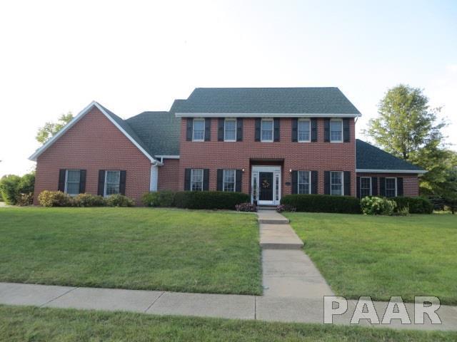 1 Diamond Point, Morton, IL 61550 (#1187379) :: Adam Merrick Real Estate