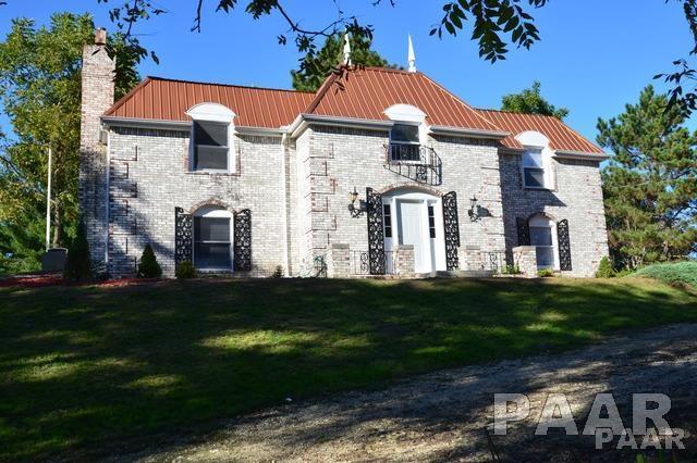 16203 W Parks School Road, Brimfield, IL 61517 (#1187500) :: Adam Merrick Real Estate