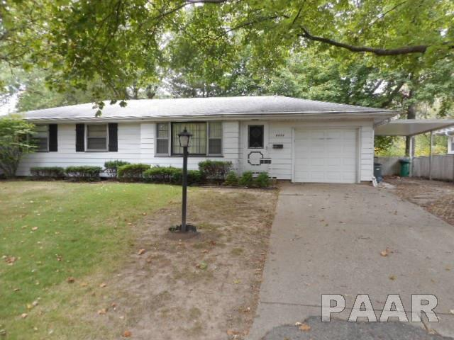 4923 Roberts Court, Peoria Heights, IL 61616 (#1187886) :: Adam Merrick Real Estate