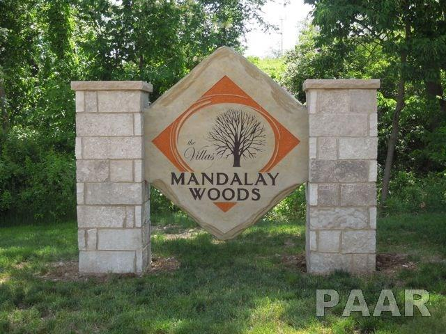 Lot 23 W Woods Edge Drive, Peoria, IL 61614 (#1188063) :: Adam Merrick Real Estate