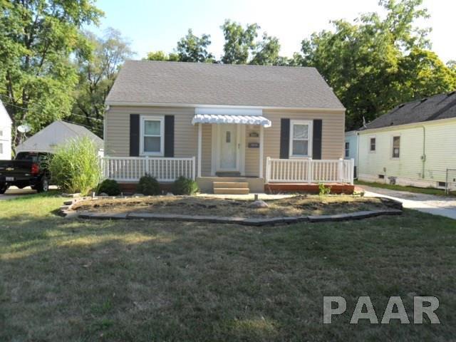 3532 N Finnell Avenue, Peoria, IL 61604 (#1188194) :: Adam Merrick Real Estate