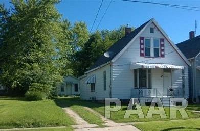 715 W Brons, Peoria, IL 61604 (#1188249) :: Adam Merrick Real Estate