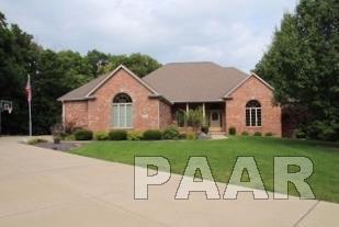 148 Fawn Haven Drive, East Peoria, IL 61611 (#1188308) :: Adam Merrick Real Estate