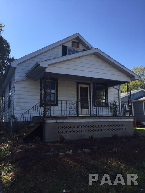 712 E Republic, Peoria, IL 61603 (#1188485) :: Adam Merrick Real Estate