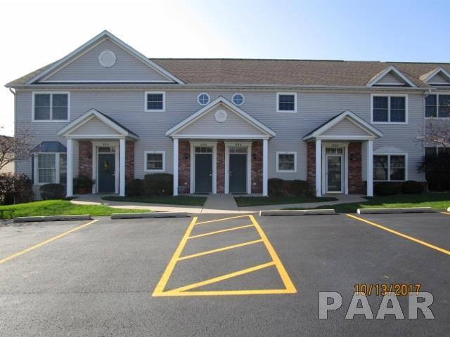 924 W Trailcreek Drive, Peoria, IL 61614 (#1188637) :: Adam Merrick Real Estate