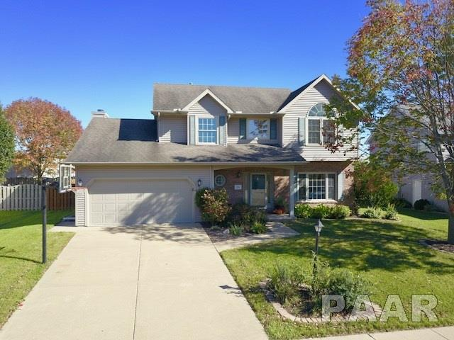 526 S Breckenridge Drive, Dunlap, IL 61525 (#1188690) :: Adam Merrick Real Estate