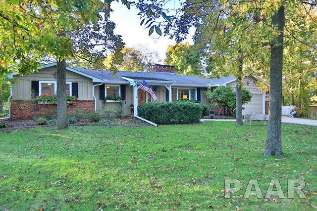 9013 N Picture Ridge Road, Peoria, IL 61615 (#1188752) :: Adam Merrick Real Estate