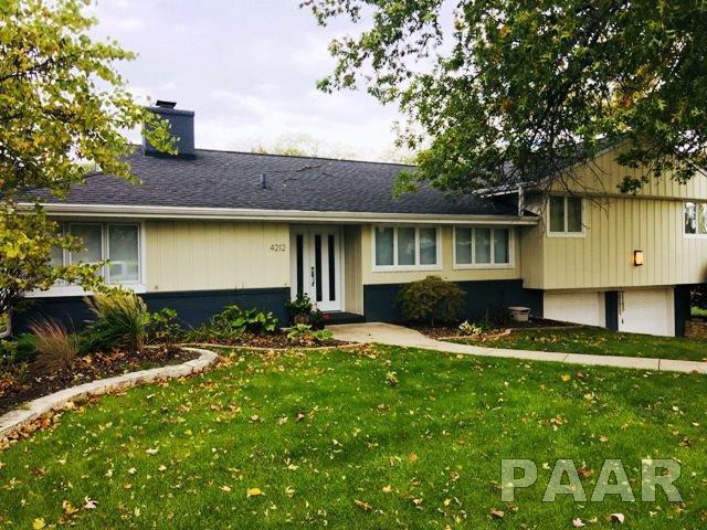 4212 N Brookmont Road, Peoria, IL 61614 (#1189075) :: Adam Merrick Real Estate