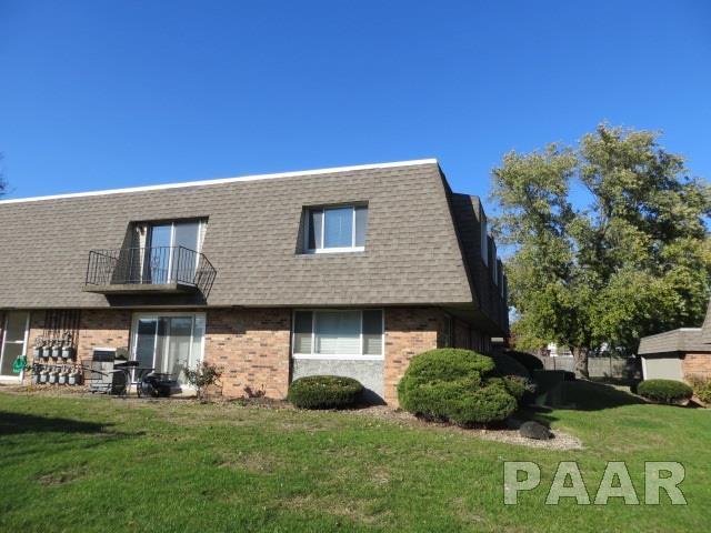 161 E Queenwood C6, Morton, IL 61550 (#1189244) :: Adam Merrick Real Estate