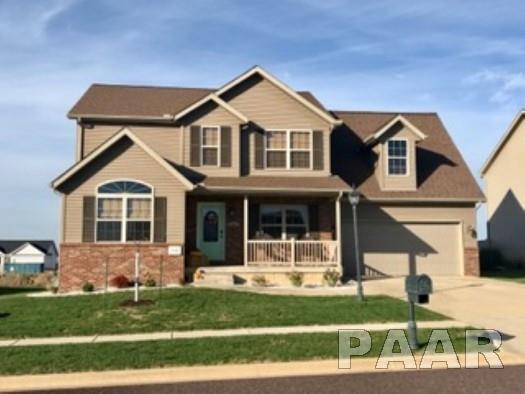 1728 Retriever Lane, Washington, IL 61571 (#1189299) :: Adam Merrick Real Estate
