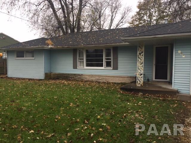 105 Oakdale, Washington, IL 61571 (#1189369) :: Adam Merrick Real Estate