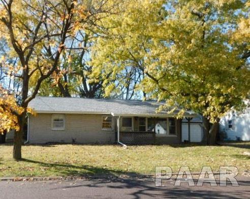 309 Arrow Street, Pekin, IL 61554 (#1189430) :: Adam Merrick Real Estate