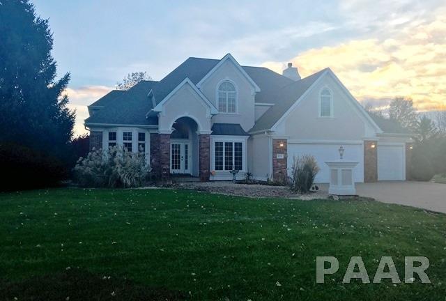 9213 N Philander Chase, Brimfield, IL 61517 (#1189471) :: Adam Merrick Real Estate