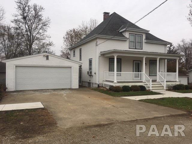 406 W Partridge, Metamora, IL 61548 (#1189474) :: Adam Merrick Real Estate