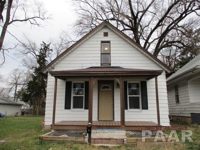 907 W Thrush, Peoria, IL 61604 (#1189745) :: Adam Merrick Real Estate
