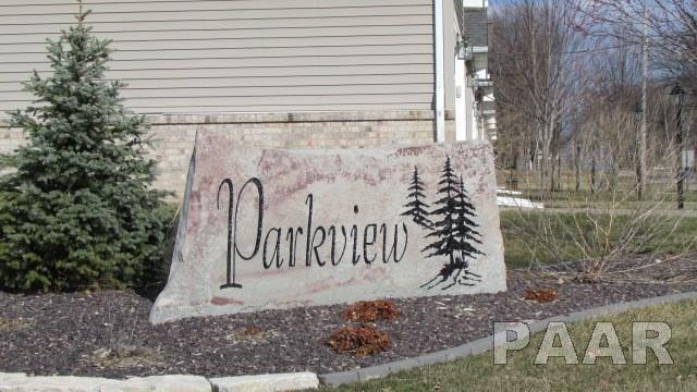 Lot 44 Parkview, Eureka, IL 61530 (#1190167) :: Adam Merrick Real Estate