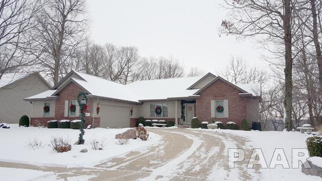 116 Fawn Haven, East Peoria, IL 61611 (#1190344) :: Adam Merrick Real Estate