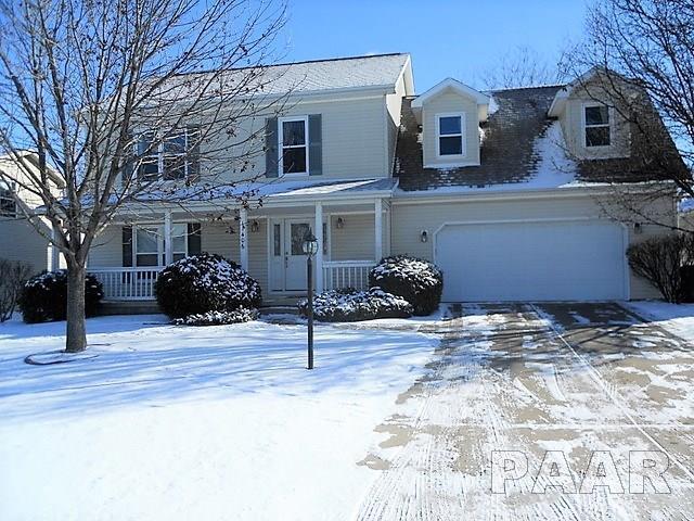 11406 N Columbine, Dunlap, IL 61525 (#1190769) :: Adam Merrick Real Estate