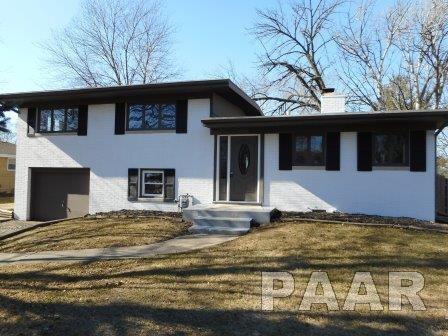 5311 N Arber Drive, Peoria, IL 61615 (#1191096) :: Adam Merrick Real Estate