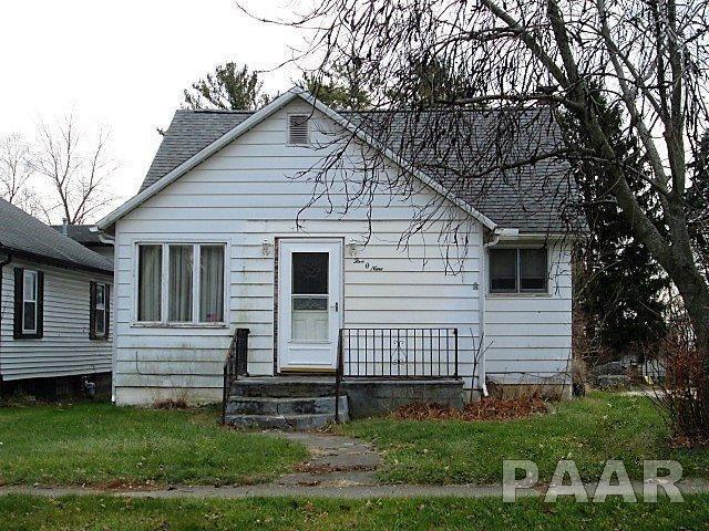509 E Fast Avenue, Mackinaw, IL 61755 (#1191122) :: Adam Merrick Real Estate