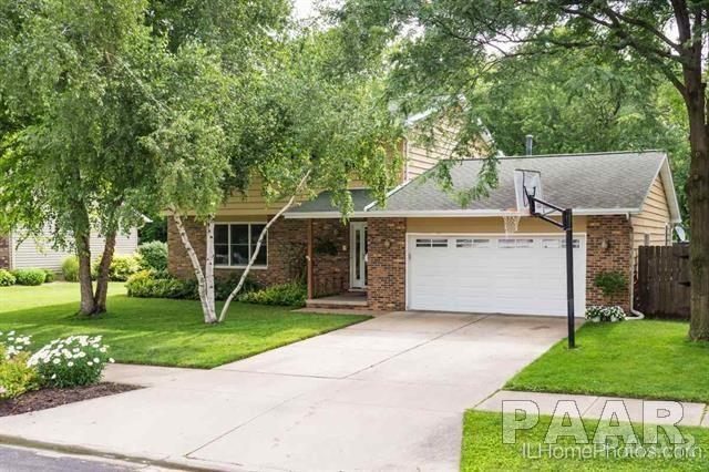 6930 N Fox Point Drive, Peoria, IL 61614 (#1191174) :: Adam Merrick Real Estate