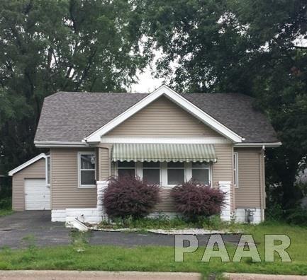 1106 E Lake Street, Peoria Heights, IL 61606 (#1191207) :: RE/MAX Preferred Choice