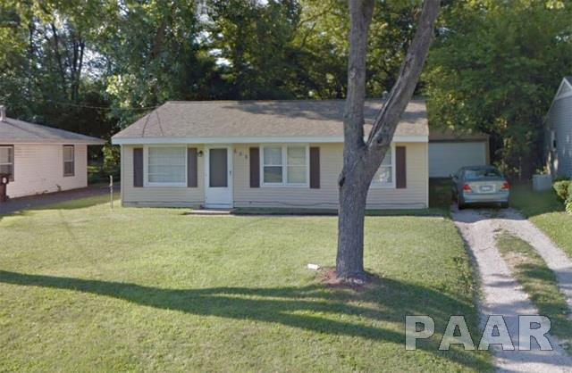 609 E Wilson Avenue, Peoria, IL 61603 (#1191381) :: Adam Merrick Real Estate