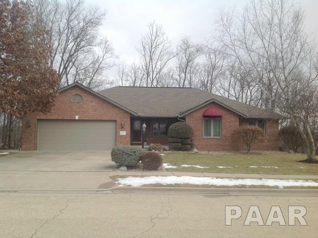 132 Fawn Haven Drive, East Peoria, IL 61611 (#1191490) :: Adam Merrick Real Estate