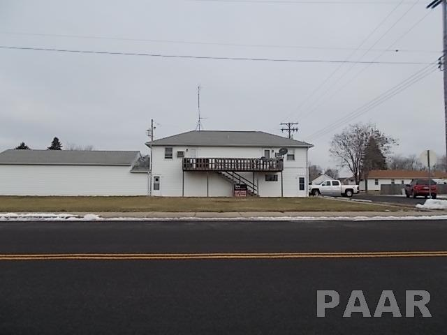 107 N Oak Street, Glasford, IL 61533 (#1191564) :: Adam Merrick Real Estate