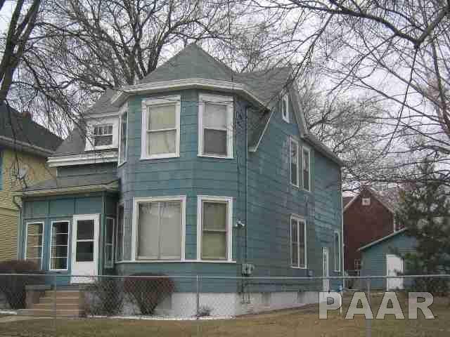 311 E Arcadia Avenue, Peoria, IL 61603 (#1191600) :: Adam Merrick Real Estate