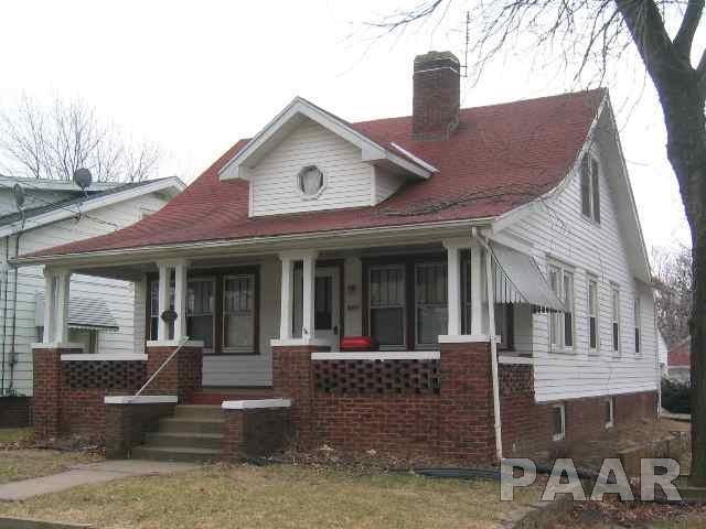 500 E Arcadia Avenue, Peoria, IL 61603 (#1191601) :: Adam Merrick Real Estate
