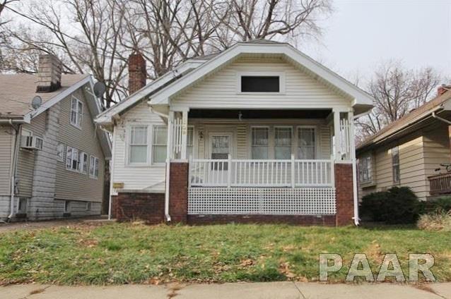 1629 N New York Avenue, Peoria, IL 61604 (#1191602) :: Adam Merrick Real Estate