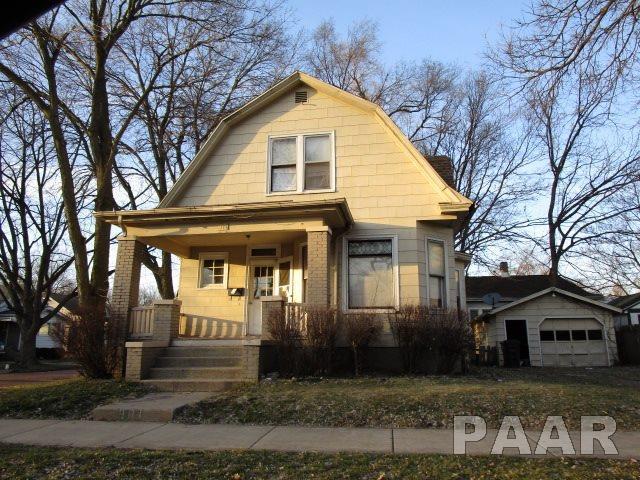 901 E Arcadia, Peoria, IL 61603 (#1191828) :: Adam Merrick Real Estate