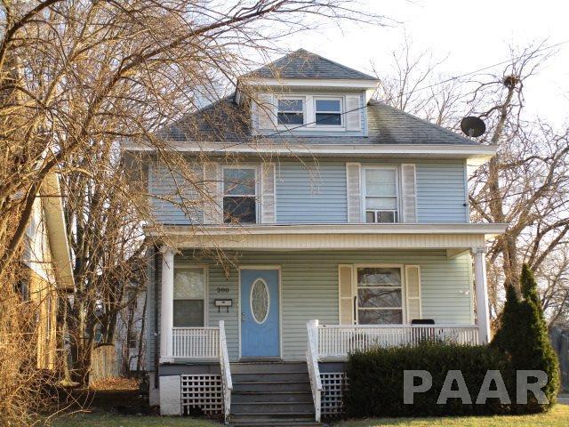 200 E Mcclure, Peoria, IL 61604 (#1191835) :: Adam Merrick Real Estate