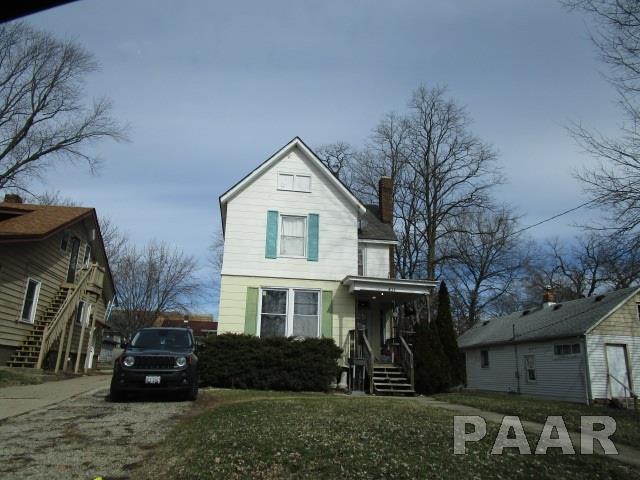 411 W Mcclure, Peoria, IL 61604 (#1191902) :: Adam Merrick Real Estate