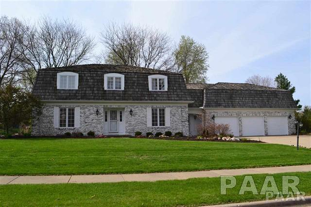 10 Kara Court, Washington, IL 61571 (#1191925) :: Adam Merrick Real Estate