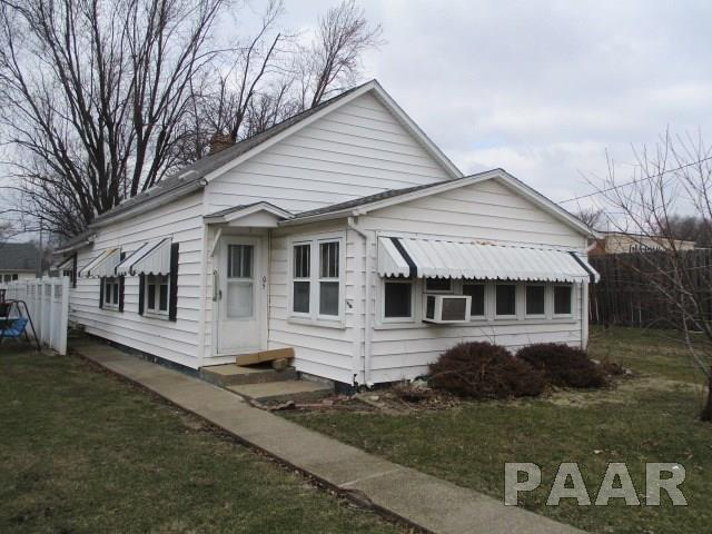 305 N Main Street, Toluca, IL 61369 (#1192241) :: Adam Merrick Real Estate