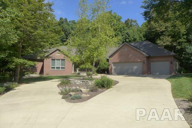 901 Bayside Circle, Metamora, IL 61548 (#1192551) :: Adam Merrick Real Estate