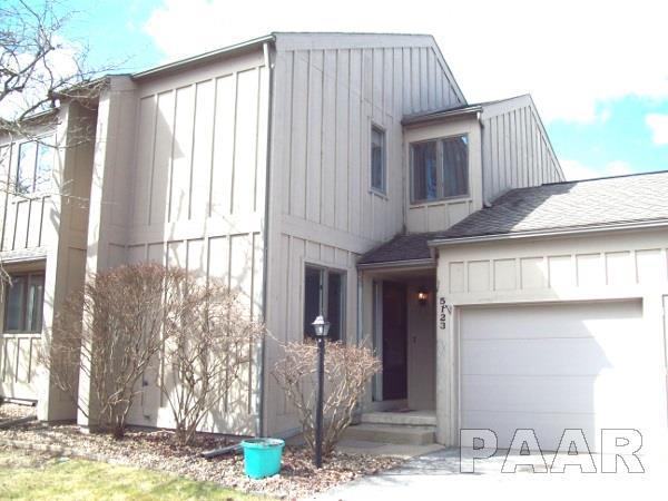 5123 W Arrowood Place #5123, Peoria, IL 61615 (#1192615) :: Adam Merrick Real Estate