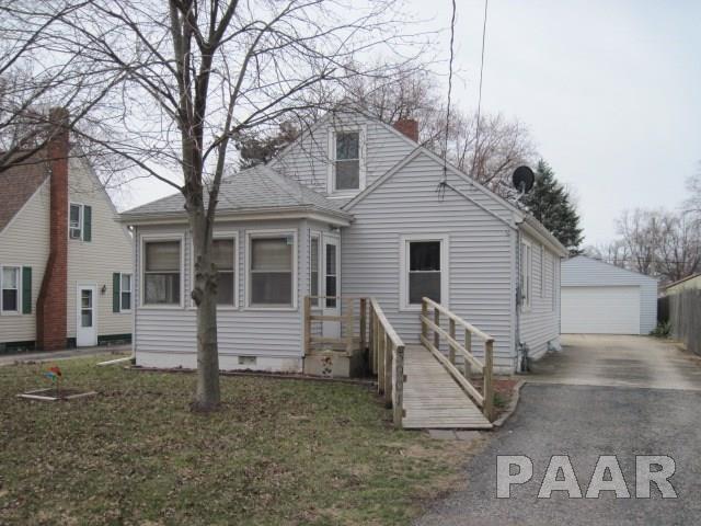 3901 S Chalmers Avenue, Bartonville, IL 61607 (#1192633) :: RE/MAX Preferred Choice