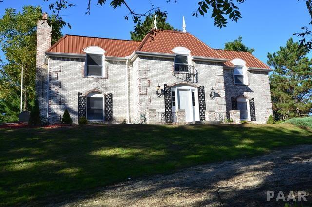 16203 W Parks School Road, Brimfield, IL 61517 (#1194493) :: Adam Merrick Real Estate