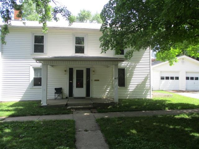 407 Eighth Street, Lacon, IL 61540 (#1195750) :: Adam Merrick Real Estate
