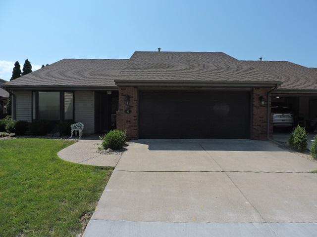45 Prairie Village Place, Morton, IL 61550 (#1196264) :: Adam Merrick Real Estate