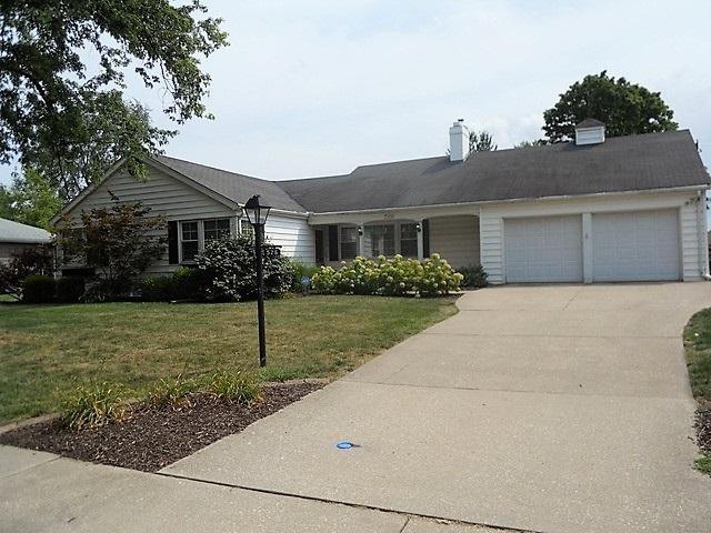 526 W Ridgemont Road, Peoria, IL 61614 (#1197441) :: Adam Merrick Real Estate