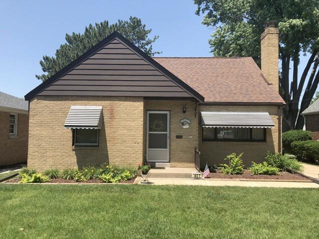 807 W Northcrest Avenue, Peoria, IL 61614 (#1198042) :: Adam Merrick Real Estate