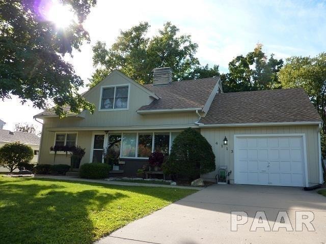 4113 N Devon Lane, Peoria, IL 61614 (#1198245) :: Adam Merrick Real Estate