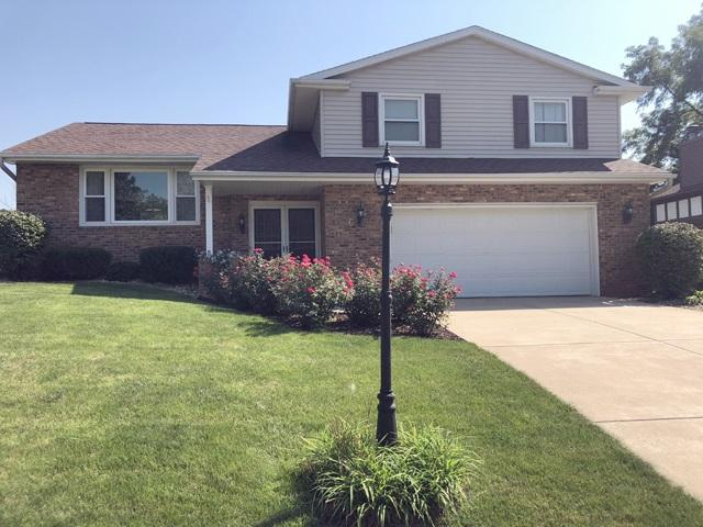 5906 N Old Orchard Drive, Peoria, IL 61614 (#1198373) :: Adam Merrick Real Estate