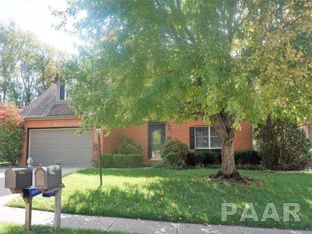 1116 W Brookforest Drive, Peoria, IL 61615 (#1199091) :: Adam Merrick Real Estate