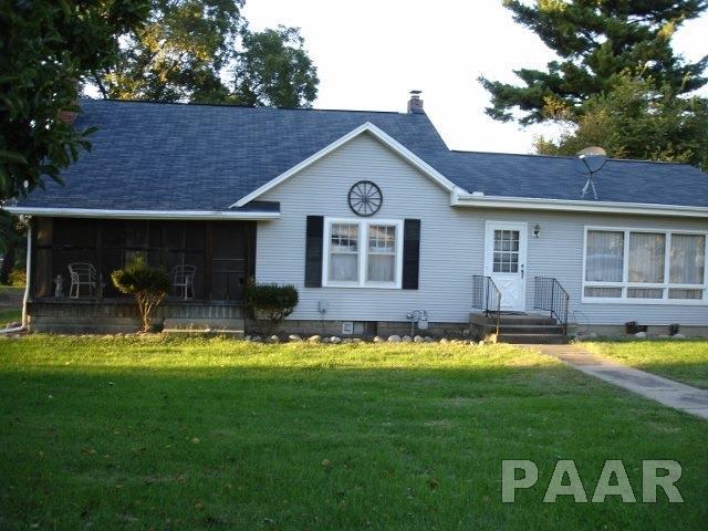 21825 E Us Hwy 24, Lewistown, IL 61542 (#1199119) :: Adam Merrick Real Estate